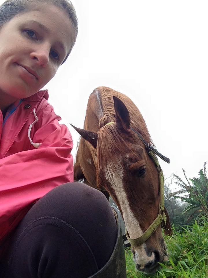 Quem disse que cavalo bom tem que ficar embaiado?