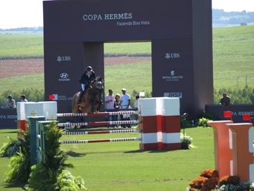 Copa Hermès, um evento social ou uma competição de Hipismo?
